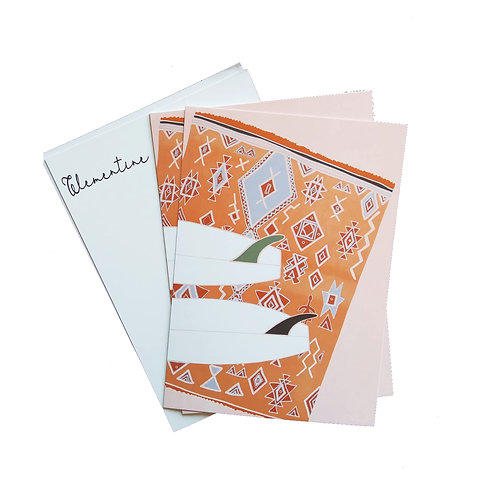 Clementine Pack 10 postcards
