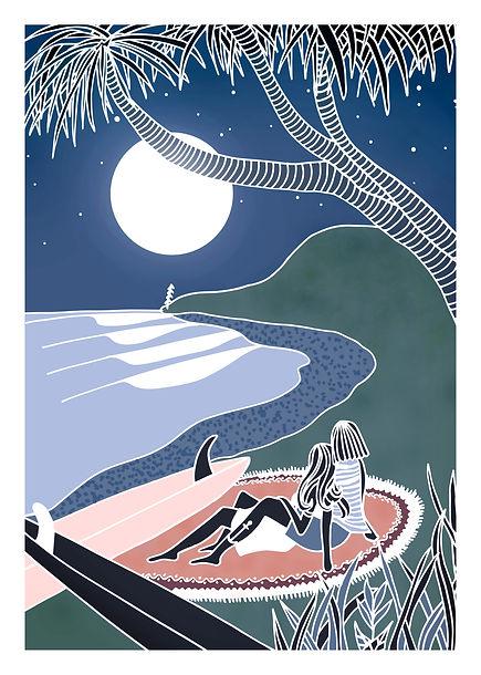 Surf Illutration