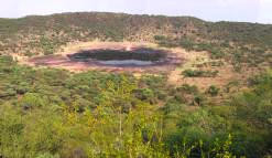 The wonder of the Tswaing Crater