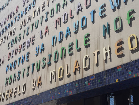 Constitutional Court opens for business