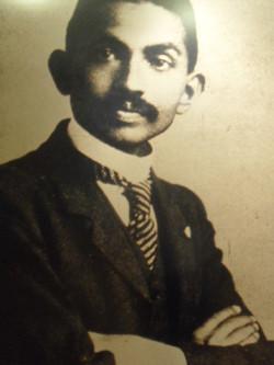 Gandhi's memory lingers in South Africa