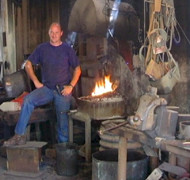 South Africa's last coppersmith