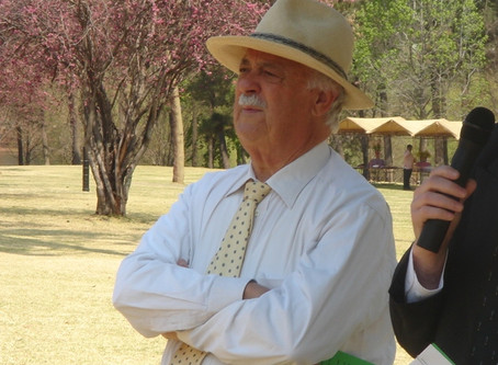 George Bizos loves Joburgers
