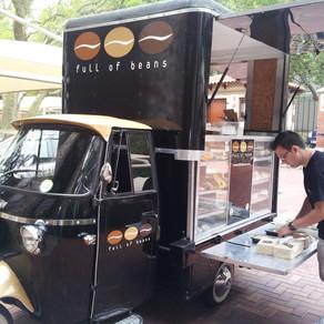 Pop-up vendors bring gourmet meals to masses