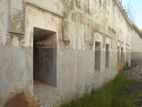 The Fort undergoes a facelift