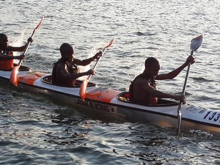 Soweto's oarsome canoeing crew