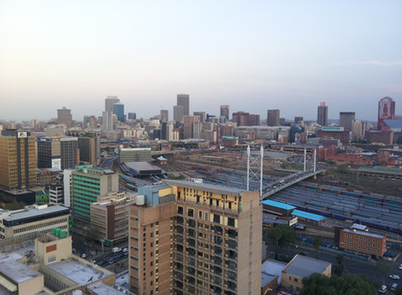 The sky can be the limit for Joburg