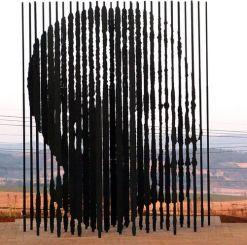 Mandela's head rises in Howick