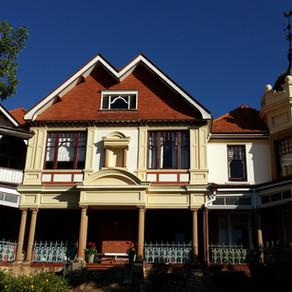 Dolobran mansion sits smugly among Baker's Joburg icons