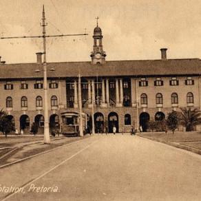 A swastika, Herbert Baker and the Pretoria Station