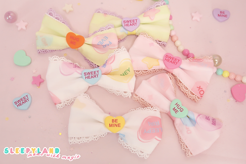 sweetie barrettes