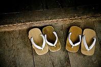 Sandales japonaises