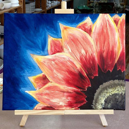 Register for our  canvas night Feb 18th