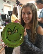 Fabulous grinch plate!!