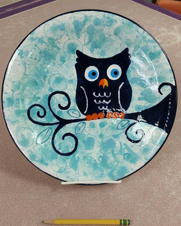 6! Hoooo's going to be there_ Owl themed fun all week long! We have a little room left on the branch f