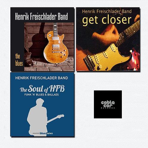 HENRIK FREISCHLADER LP-Paket