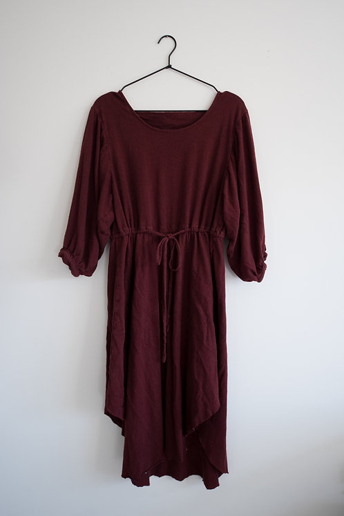 Free People Maroon Dress