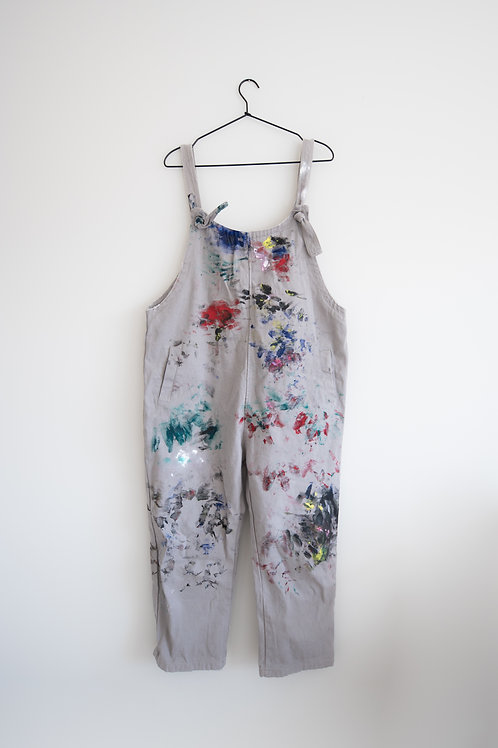Painting Overalls