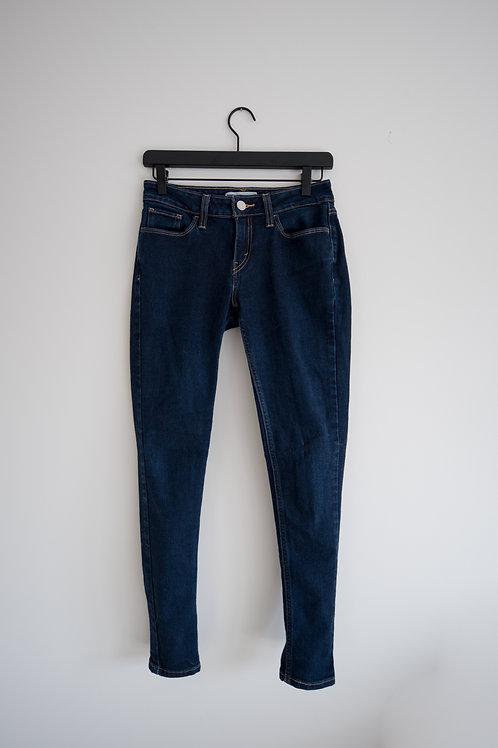 Indigo Levi Jeans