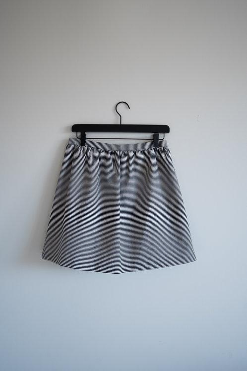 Alice + Olivia Striped Skirt
