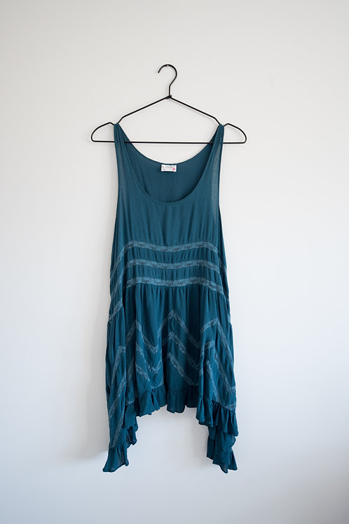Free People Voile Dress