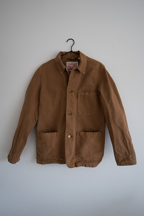 Vintage Levis Canvas Workwear Jacket