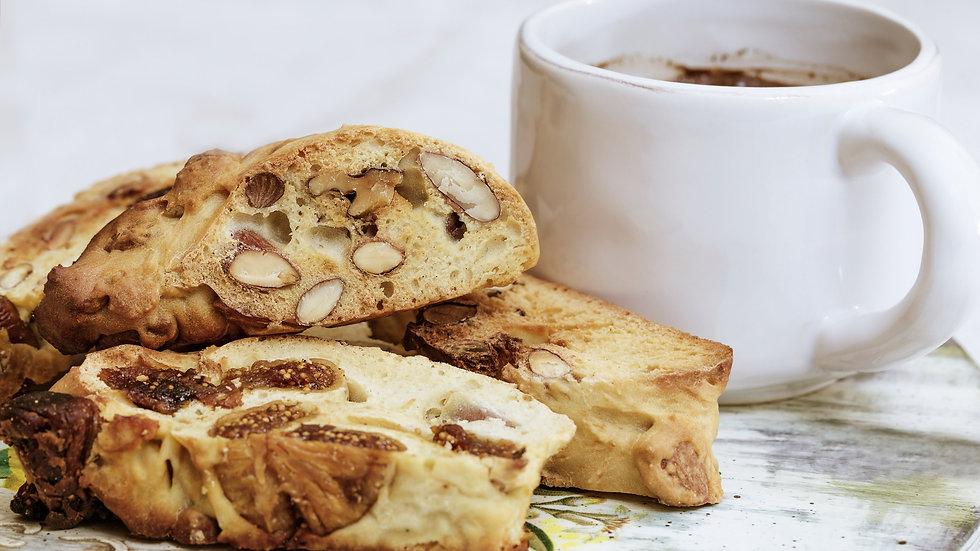 Almond Crunch Biscotti