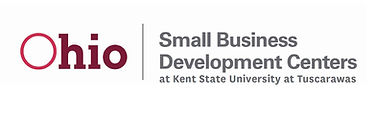 New SBDC Logo with KSU Tusc 2017 from De