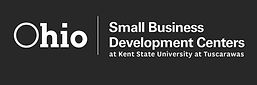 REVERSE SBDC Logo with KSU Tusc 2017 fro