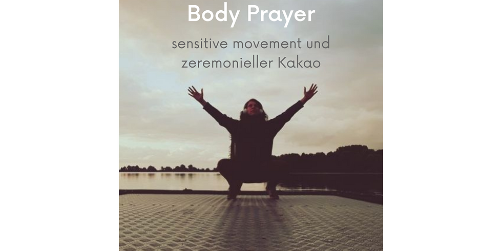 Body Prayer in Freiburg