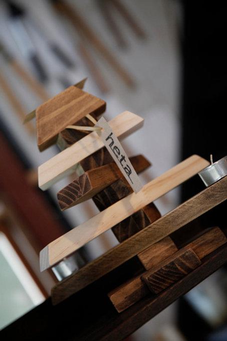 木製ツリー (大)