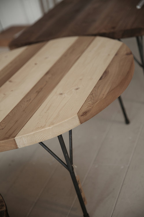 丸ローテーブル
