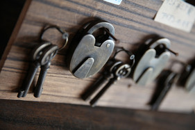 インドネシア真鍮鍵