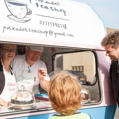 ©sturman.co.uk - Polkadot Tea Shop