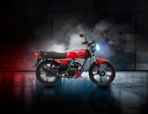Boxter RR 150 Rojo Perfil.jpg
