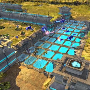 Halo Wars Gallery