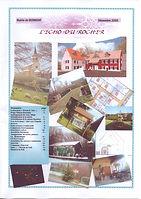Echo du Rocher Decembre 2005