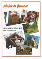 Echo du Rocher 2008-2009