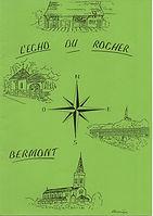 Echo du Rocher Mars1998
