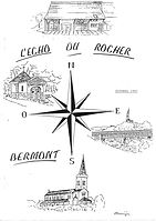 Echo du Rocher Octobre 1997
