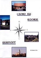 Echo du Rocher Decembre 2000