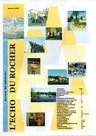 Echo du Rocher Decembre 2006