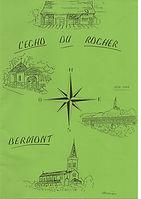Echo du Rocher Juin 1999