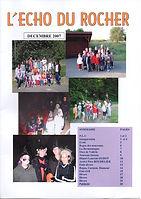 Echo du Rocher Decembre 2007