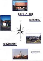 Echo du Rocher Juillet 2001