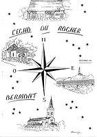Echo du Rocher Decembre 1996