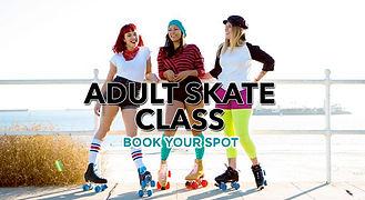 Adult Skate Class