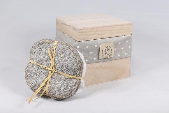BAMBINO BOX ETOILES BLANCHES