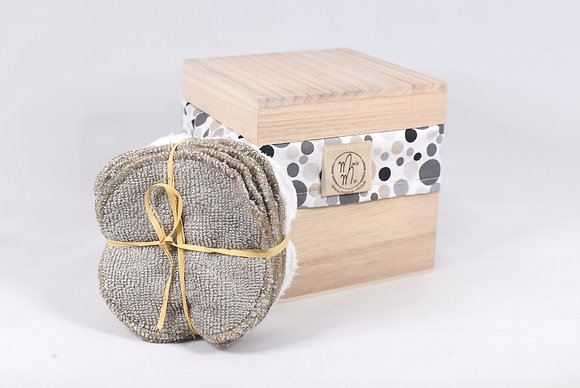 BAMBINO BOX POIS TAUPE