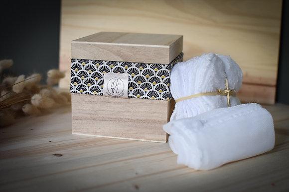 BOX 20 LINGETTES LAVABLES